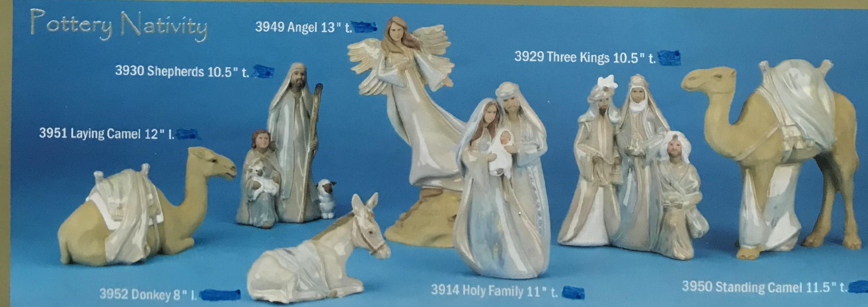 CPI Nativity Set