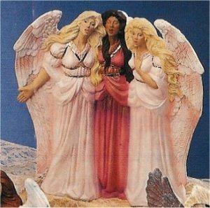 """Angel Choir 9""""T"""