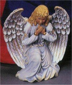 "Kimple Med.Kneeling Angel 7.5""T"