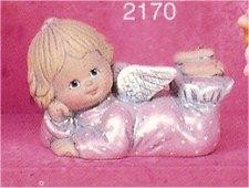 "Cute Angel on Tummy 4""L"
