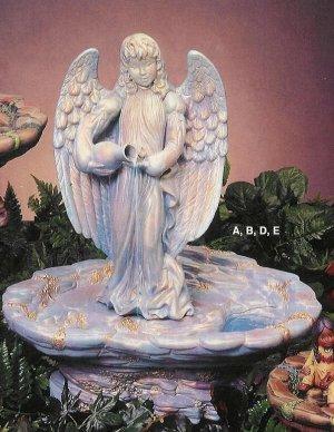 "Standing Angel Ftn. 19""T"