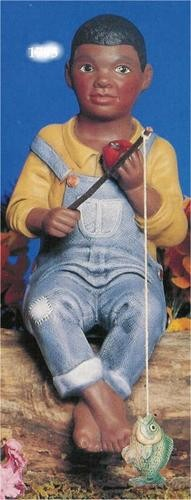 "Sm. Boy Fishing Blk 13""T"