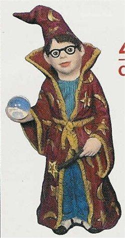 Boy Wizard