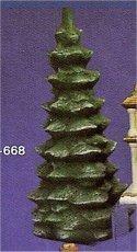 """Village Tall Tree 12""""t"""