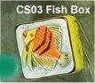"""CPI Fish Box 4x4x3""""t"""