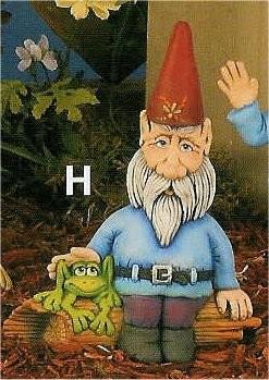 """CPI Gnome & Frog 9.5""""T"""