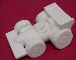 "Kid's Race Car 7""L"