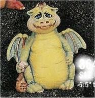"""Piggeth Dragon 5.5""""t"""