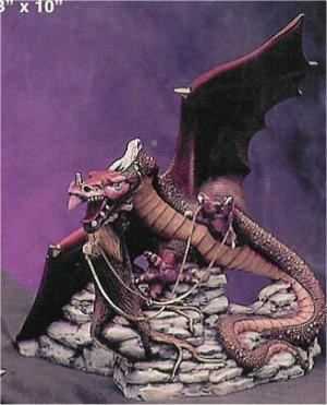 "Captured Dragon 14""t"