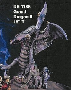 """Grand Dragon II 15""""T"""