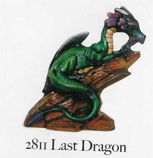 "DH Last Dragon 9""T"
