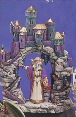 """Mt.Citadel & Wizard 17""""t"""