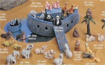 DH. Noah's Ark