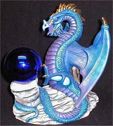 """DH Dragon Reflection 11.75x9"""""""