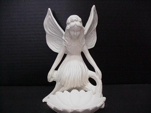"Lily Fairy w/Lily 8""t"