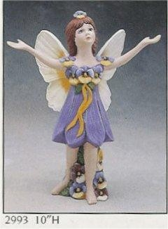 """Pansy Fairy 10""""t"""