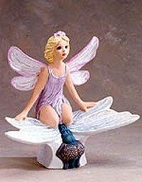 "Fairy Riding Dragonfly 9""H"