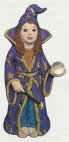 Girl Wizard