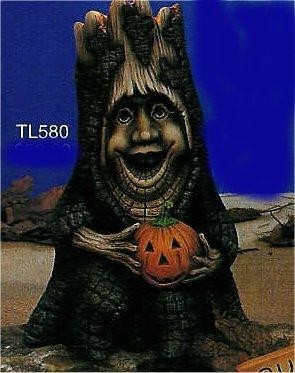 "Stumpie w Pumpkin 12.5""T"