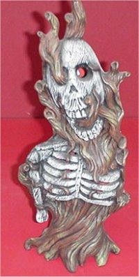 "Skeleton Trapped in Tree 14.5""t"