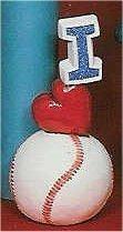 "I Love Baseball Stack 7.5""T"