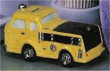 """Fire Truck Bank 6.5""""L"""