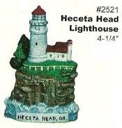 Heceta Head Lighthouse 4.25""