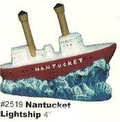 Nantucket Lighthouse 4""