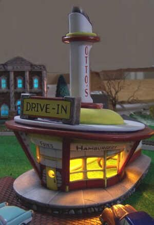 """Petro Otto's Drive In 9""""t"""