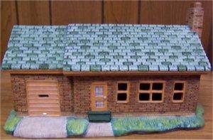 "Petro Ranch House 5.5""x4.5""x8.5"""