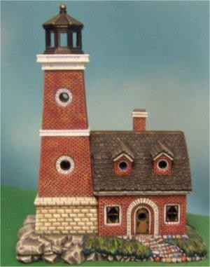"Petro Square Lighthouse 11.5""x7x4"""