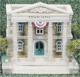 "Petro Town Hall 7x7 x 8"""