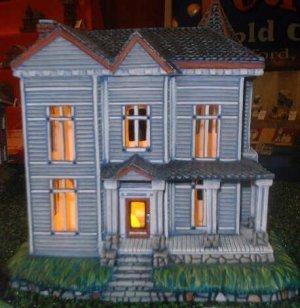 "Petro Victorian House 8""t"