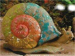 """Snail 6x4.5"""""""
