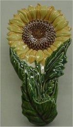 "Sunflower Spoonrest 8"""