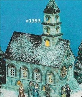 "VIP Church 11.5x9x5"""