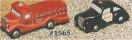 VIP Firetruck&Police Car