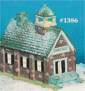 """VIP Schoolhouse 7.5x9x4.25"""""""