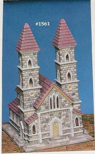 """VIP Cathedral 12.5""""x8.5"""""""