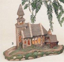 """Duncan Chapel 8.25""""L"""