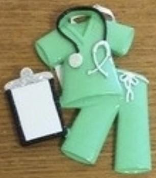 "KP Medical Orn. 3"""