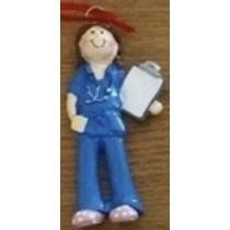 """KP Nurse Orn. 3.5""""T"""