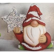 "Gnome Star Left 4""T"