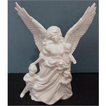 Angel w/Children 13.5""