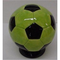 "Soccer Ball Bank 5.5""T"