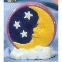 """Sun & Moon Bank 7.75 x 7"""""""