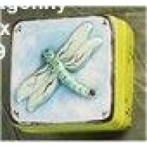 "CPI Dragonfly Box 4x4x3""t"