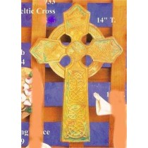 "CPI Celtic Cross 14""t"
