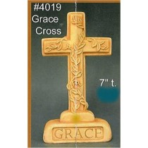 "CPI Grace Cross 7""T"
