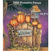 "CPI Pumpkin Fence 14.5""T"